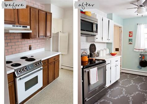 updating kitchen cabinets on a budget diy makeover old kitchens 5 low cost tips for high impact