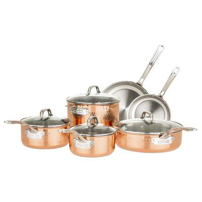 copper cookware youll love   wayfair