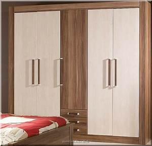 Schrank Vorhang Statt Tür : schlafzimmer komplett doppelbett mit 2 schubladen schrank 5 t rig 2 nachttische ebay ~ Eleganceandgraceweddings.com Haus und Dekorationen