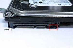 Tutoriel décrivant le changement du disque dur sur un iMac ...