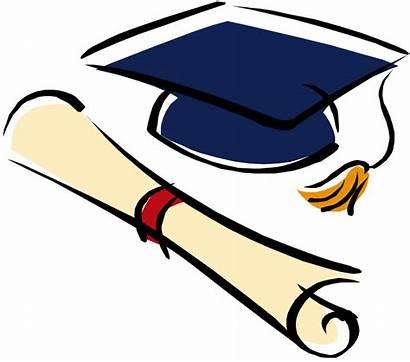 College Clipart Graduate Diploma Clip Graduation Degree
