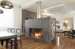 top photos ideas for dual sided fireplace habillage chemin 233 e traditionnel classique ou contemporain