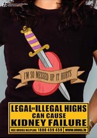 national awareness campaign drug  alcohol information
