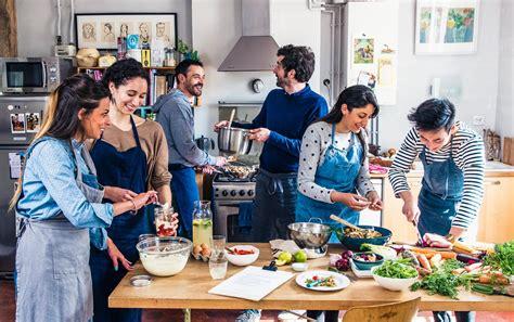 cours de cuisine à cours de cuisine kitchen