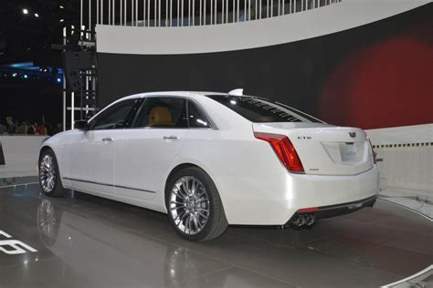 2016 Cadillac Ct6, 2015 New York Auto Show, Size
