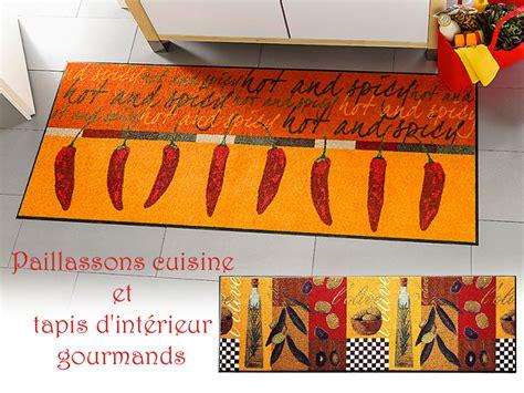 tapis cuisine original paillasson déco et tapis d 39 intérieur l 39 de décorer au