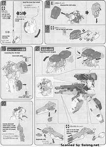 Hg Gundam Virtue English Manual  U0026 Color Guide