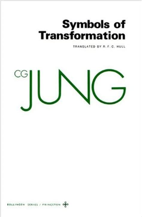 symbols  transformation collected works   cg jung