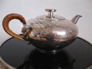 Teekanne 1 Liter : wmf teekanne heinrichs porzellan versilbert 1 1 liter ~ Whattoseeinmadrid.com Haus und Dekorationen