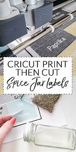 How To Make Jar Labels How To Organize Spices Polished Habitat