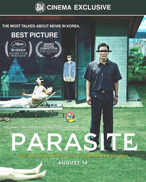 review filem korea parasite  black comedy thriller
