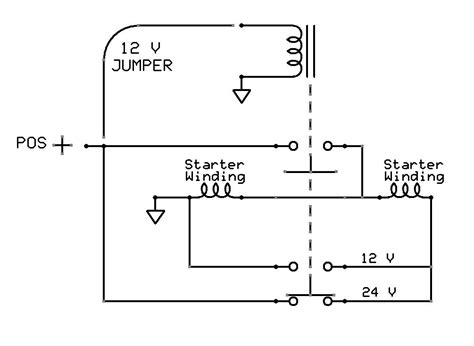packard contactor c230a wiring diagram contactor operation
