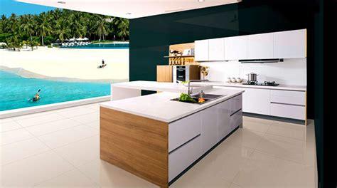 ikea poignee cuisine cuisine ikea blanche sans poignee cuisine en image