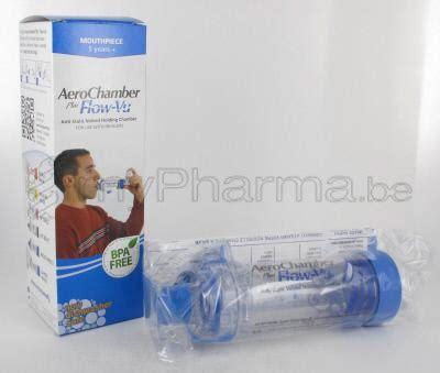 chambre d inhalation aerochamber pharmacie herzeel 1080 bruxelles chambre d inhalation