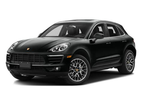 new 2017 porsche macan s awd msrp prices nadaguides