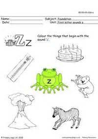 letter sounds zz