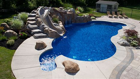 inground pools  rochester ny pettis