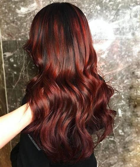 smoking red hair color ideas   rock