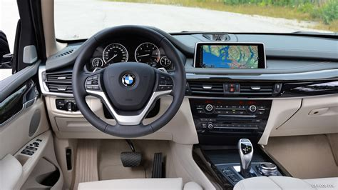 bmw  xdrived  interior hd wallpaper