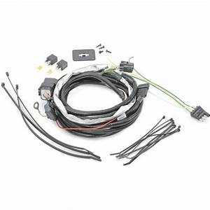 mopar 82209770ab 4 way flat hitch wiring harness for 05 06 With jeep trailer wiring harness