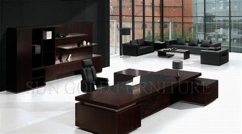 things on a ceo s desk l shape modern ceo manager desk wooden executive desk