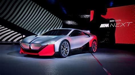 BMW Vision M Next: The Radical Retro-Future Supercar We ...