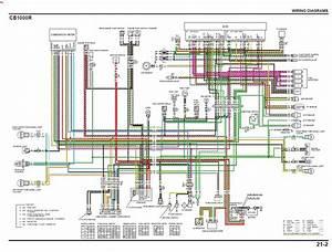 Honda Cb1000 Wiring Diagram