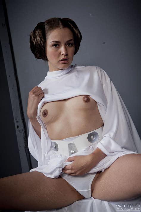 allie haze star wars porn