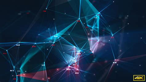 digital data network background   sightsignal videohive