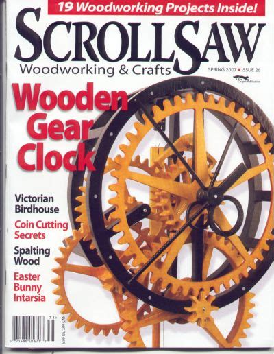 wood scroll  woodworking magazine  plans