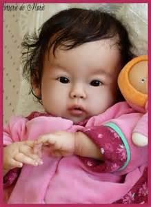 Asian Reborn Baby Dolls Kits
