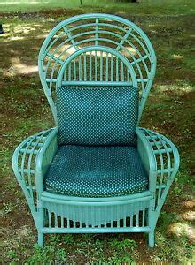 Free shipping on many items | browse your favorite brands | affordable prices. MID CENTURY MODERN FICKS REED RATTAN BAMBOO LOUNGE CHAIR W ...