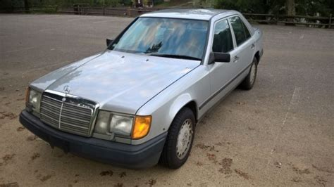 1986 mercedes 300e 5 speed manual classic mercedes 300e 1986 for sale