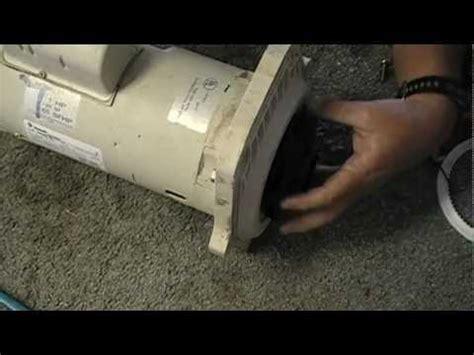 Repairing Pentair Whisperflo Pump Motor Part