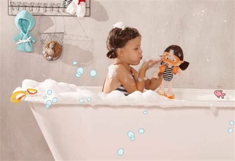 Can You Take A Shower With A Ton In - 13 bath dolls that can go in the tub
