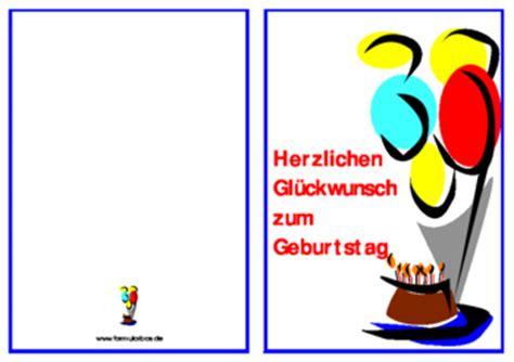 geburtstagskarte torte und luftballons vorlage muster