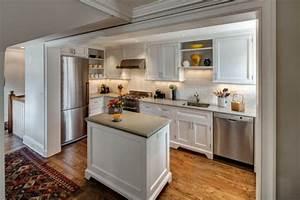 des designs de petite cuisine pour vous inspirer bricobistro With cuisine amenagee pour petite piece