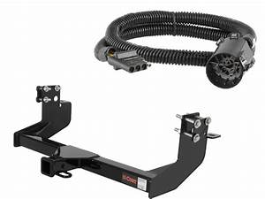 Curt Class 3 Trailer Hitch  U0026 Wiring For Dodge Sprinter    Freightliner Sprinter