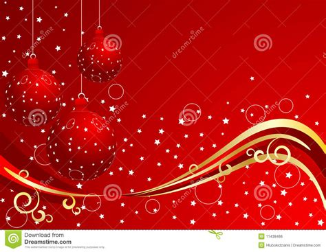 vector xmas background stock vector illustration