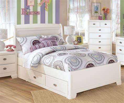 buy ashley kids furniture alyn full platform bed