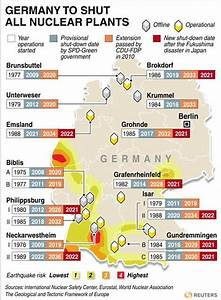 Germany pledges nuclear shutdown by 2022 following ...