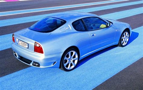 2005 Maserati Coupe Information And Photos Zombiedrive