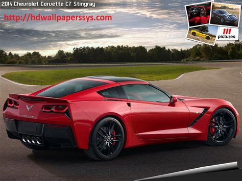 Chevrolet Corvette C7 Sting Hd Wallpapers
