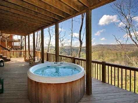 cottages with pool and tub a blue ridge mountain log cabin pool table tub