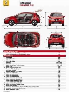 Dimensions Renault Clio : essai la renault clio encore plus grande automania ~ Medecine-chirurgie-esthetiques.com Avis de Voitures