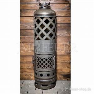 Ofen Aus Gasflasche : feuerstelle ofen hergestellt aus einer gasflasche jmfeuer feuerstelle feuertonnen und feuer ~ Watch28wear.com Haus und Dekorationen