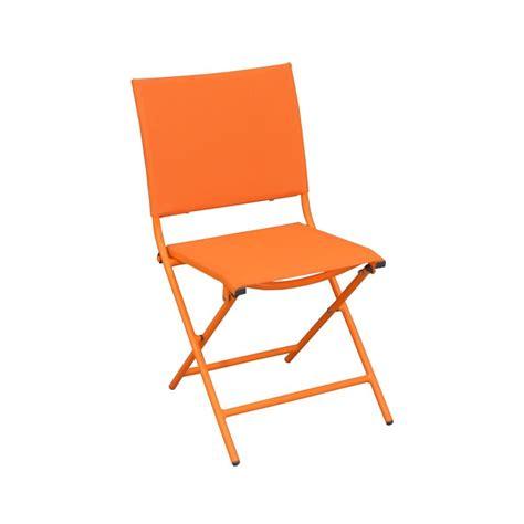 chaises orange salon de jardin globe table aluminium 6 chaises gris