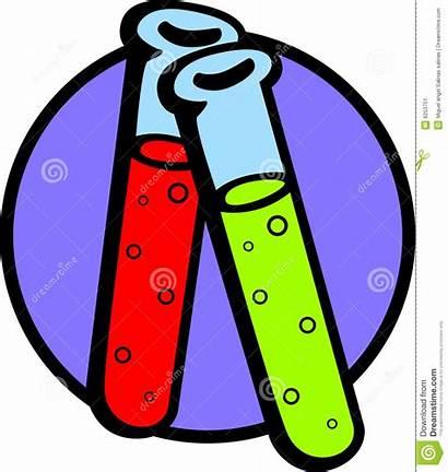 Chemical Test Chemicals Tubes Clipart Clip Illustration