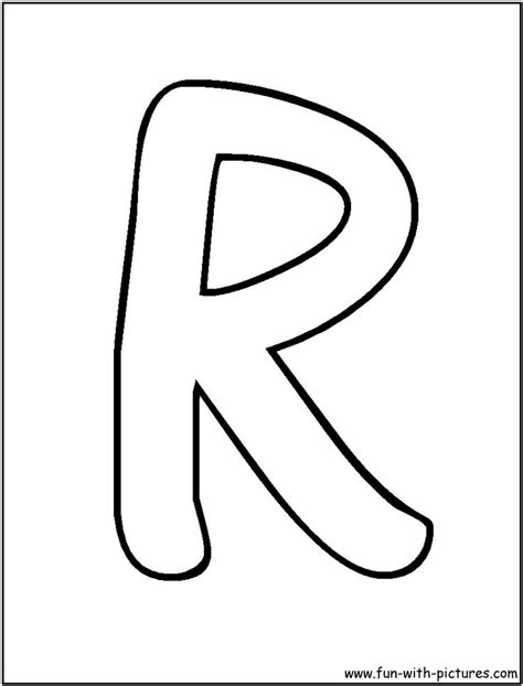 I Can Print In Small Letters And I Like To See The Letter E Coloring Pages Letters R Coloring