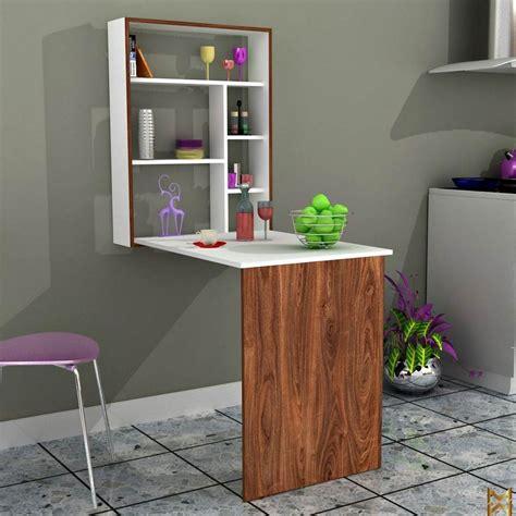 mensole scrivania scrivania a parete richiudibile con mensole slidy